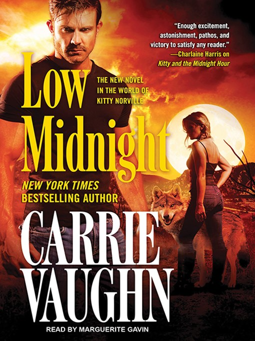 Title details for Low Midnight by Carrie Vaughn - Wait list